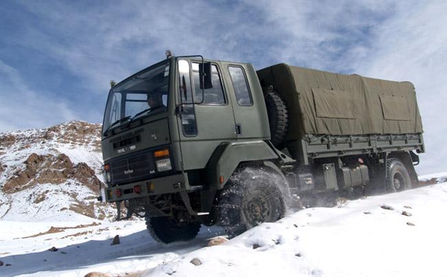 Ashok leyland stallion mkiii mkiv military vehicles for Planet motors on military
