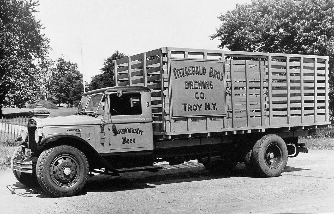 Autocar trucks history from autocar trucks 1899 1950