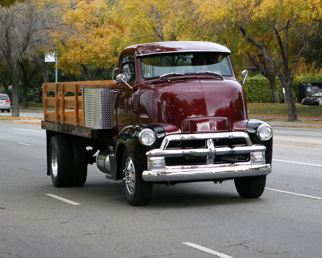 Counts Kustoms Flatbed Truck | www.imgkid.com - The Image ...