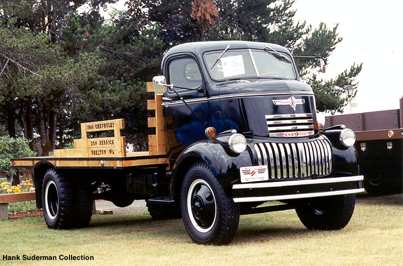 1946 Chevy COE Truck