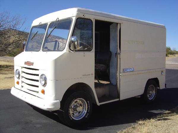 Chevy P10 Step Van For Sale