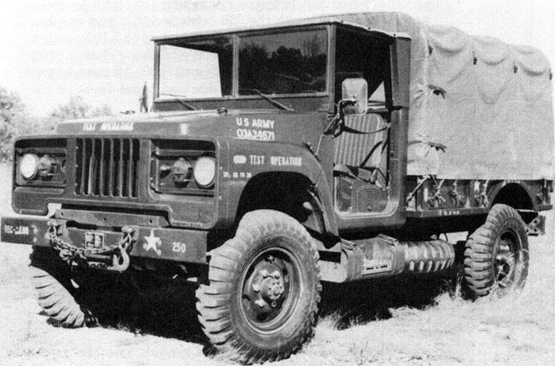 Chevrolet xm705 concept vehicles trucksplanet for Planet motors on military