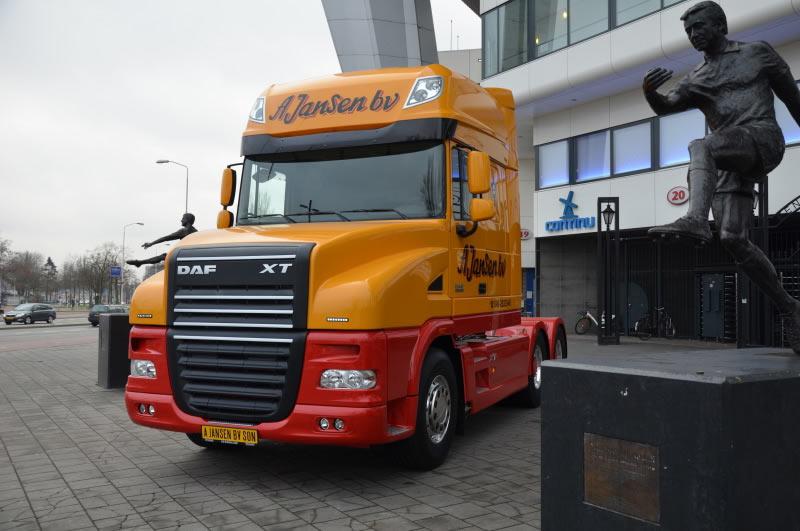 Daf Xt Special Vehicles Trucksplanet