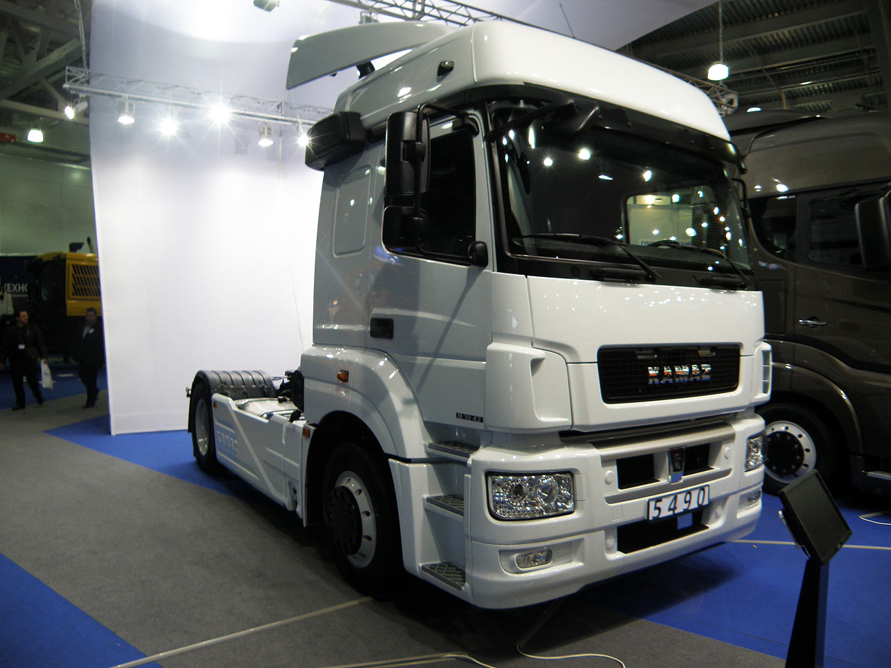 Russian Truck Show Highlights Fast-Growing Market - Truckinginfo ...