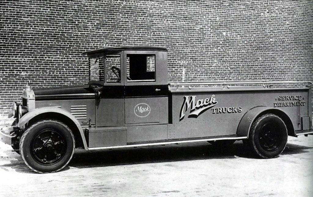 Mack BB / BC / BF / BG / BJ / BL (Commercial vehicles ...