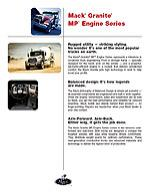 Granit MP Engine Series