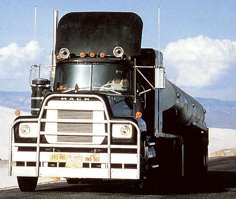 Mack Rs700l Quot Convoy Quot Vehicles From Movies Trucksplanet