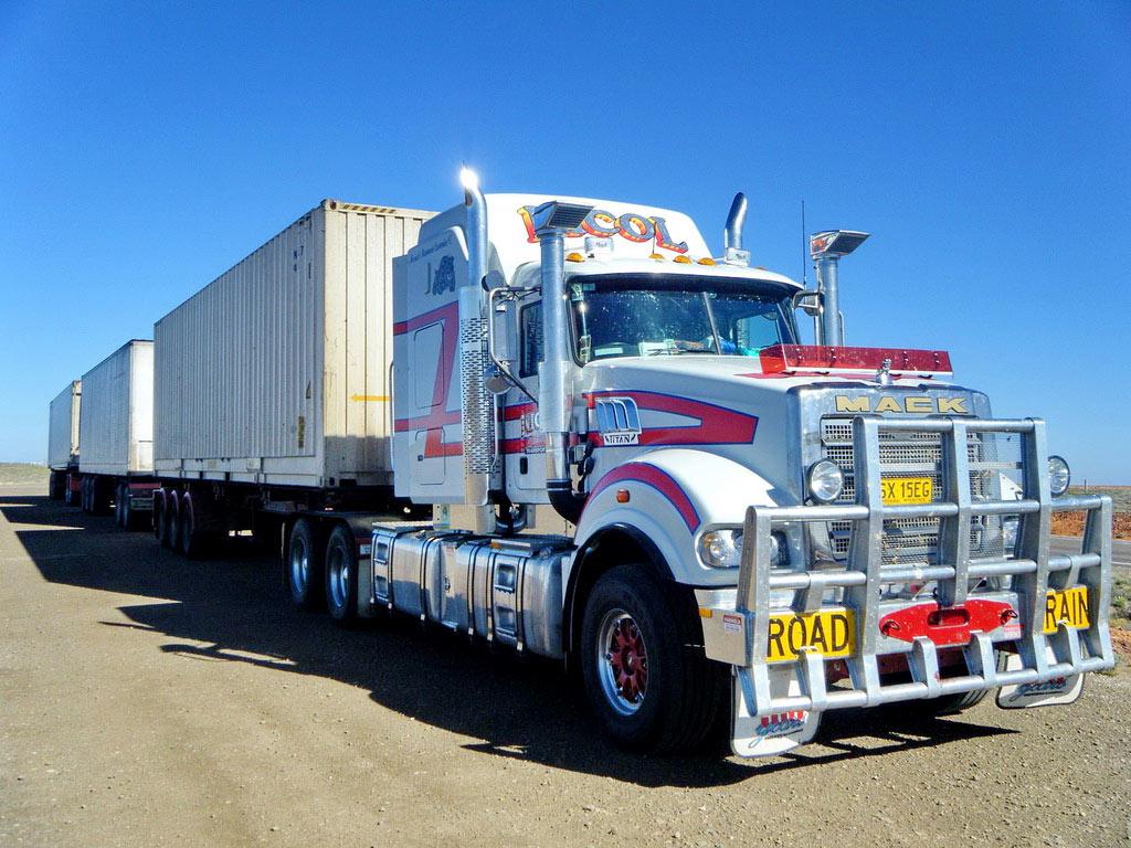 Trucker dating in Sydney