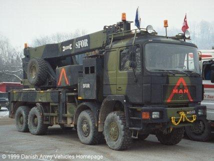 F 2000 MAN - F2000 (Military vehicles) - history, photos, PDF broshures