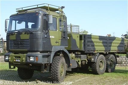 F 2000 MAN - F2000 Evolution (Military vehicles) - history, photos, PDF ...