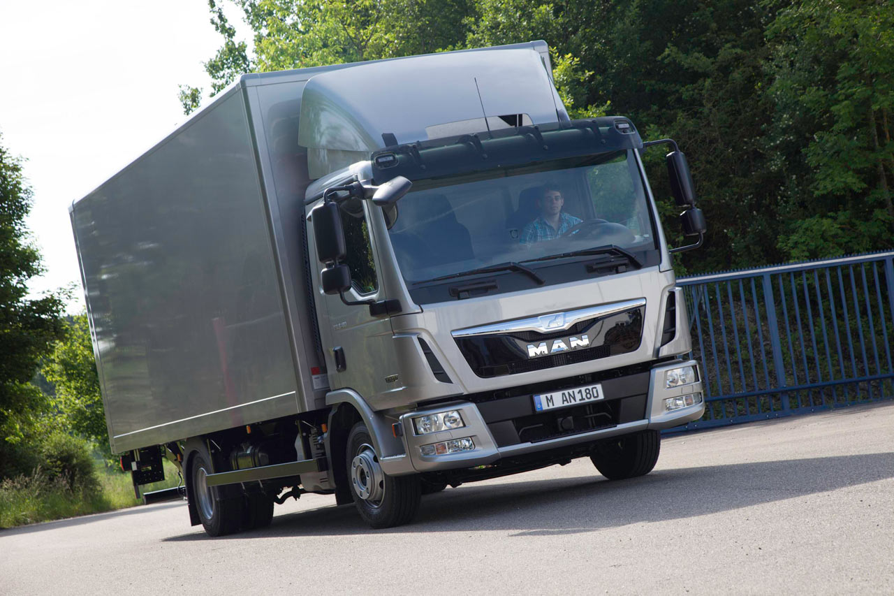 2017 Trucks >> MAN TGL III (Commercial vehicles) - Trucksplanet