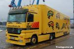 Actros MP1 Megaspace