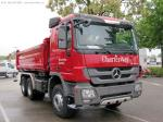 Actros MP3 Bau