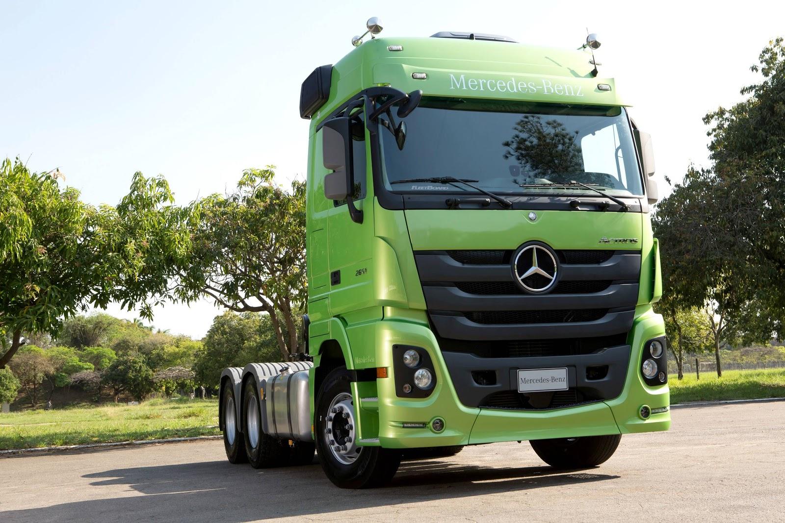 Mercedes-Benz Actros '16 (Commercial vehicles) - Trucksplanet