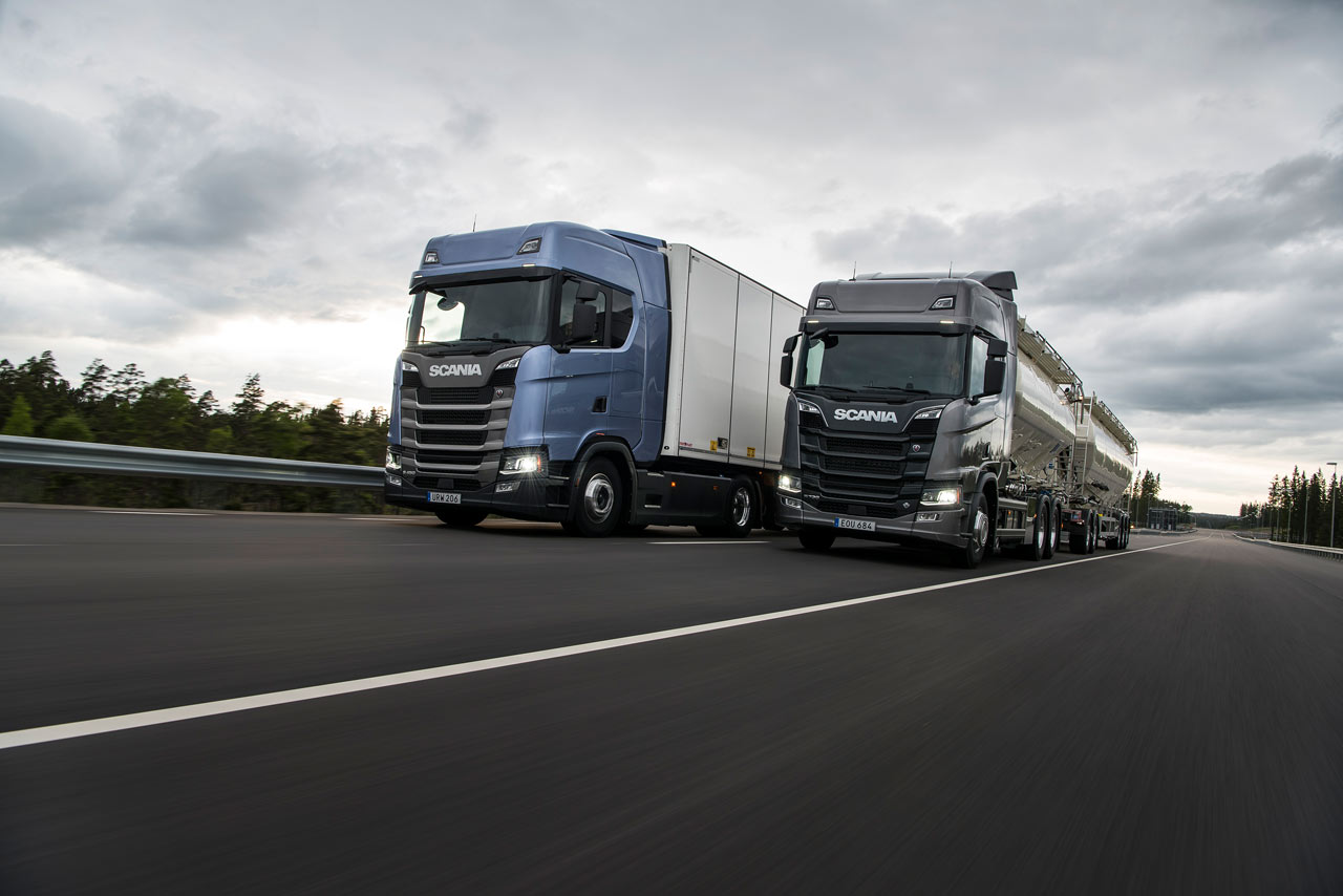 scania r series s series commercial vehicles trucksplanet. Black Bedroom Furniture Sets. Home Design Ideas