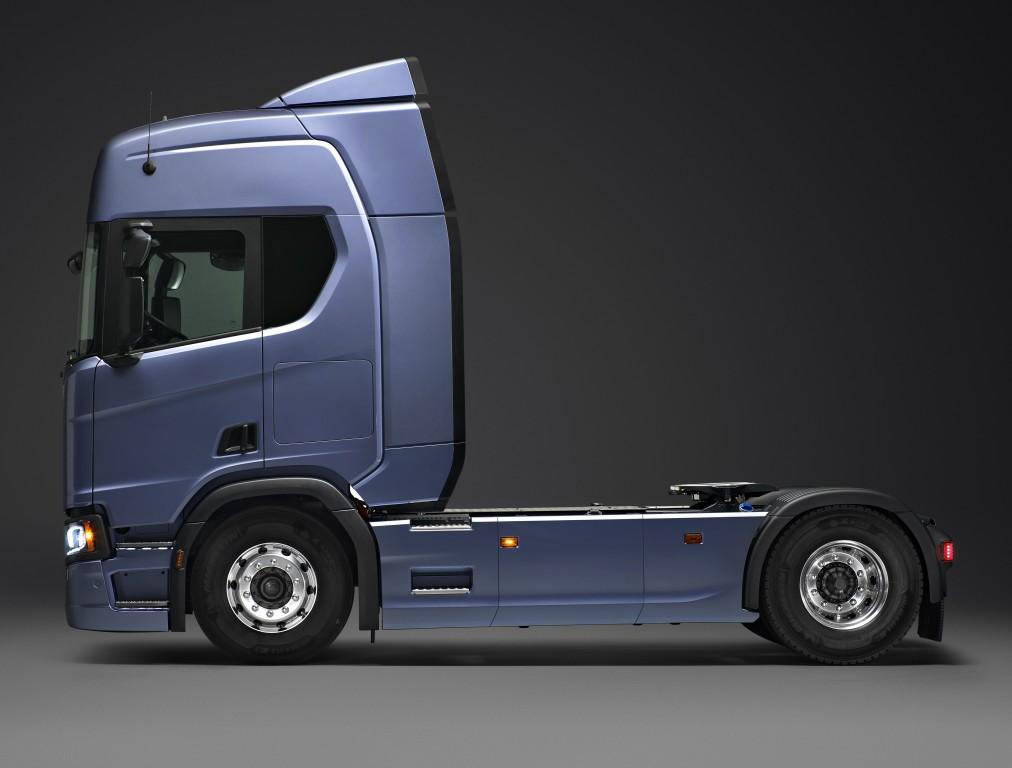Scania » R-series / S-series