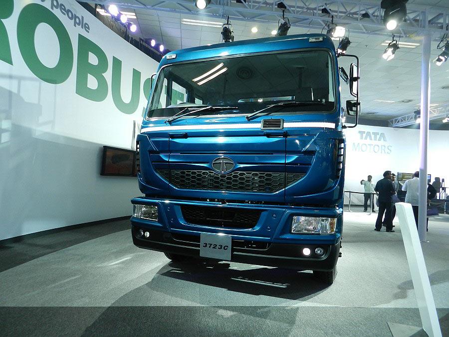 TATA LPT '2012 (Commercial vehicles) - Trucksplanet