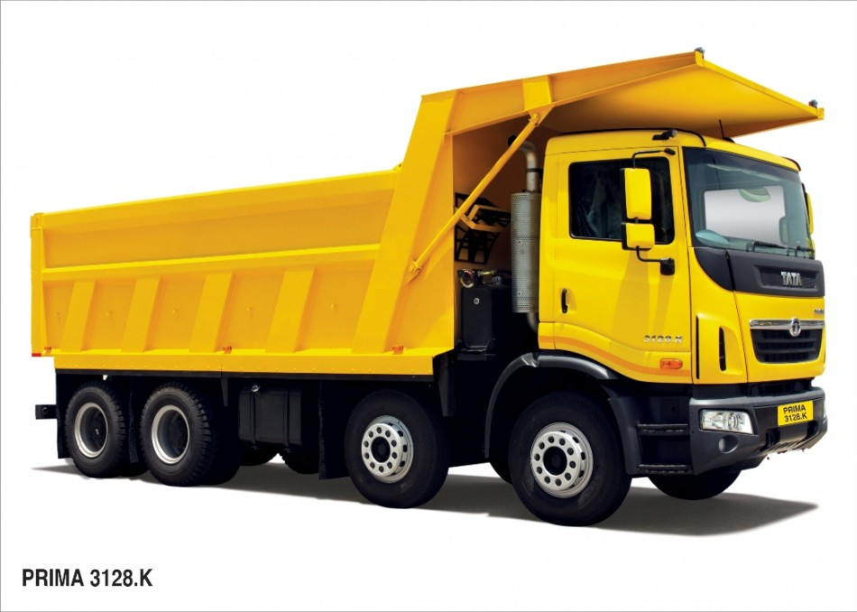 TATA Prima ConsTruck (Commercial vehicles) - Trucksplanet