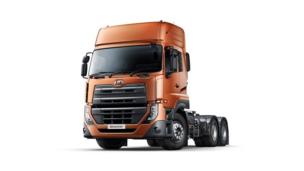 UD Trucks  Quester Commercial vehicles  history